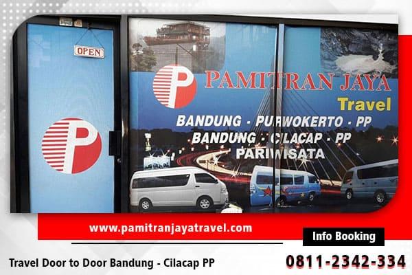travel door to door bandung cilacap pp - pamitran jaya travel