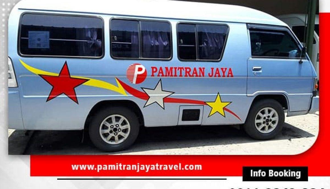 travel murah bandung purwokerto pp - pamitran jaya travel