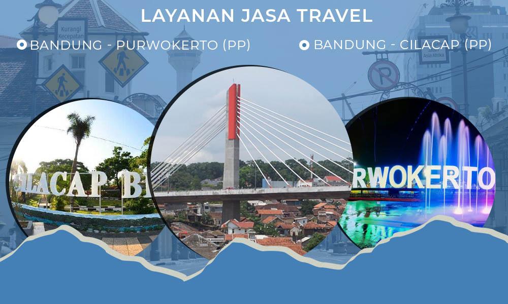 layanan travel - travel bandung purwokerto pamitran jaya travel fixx